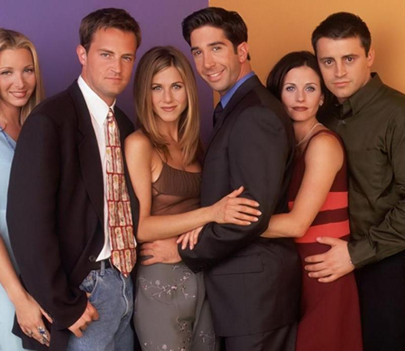 csináld Rachel-t és Joey-t