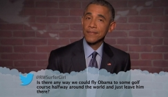 Obama's 'Mean Tweets' Becomes Jimmy Kimmel's Most-Viewed in History of Series