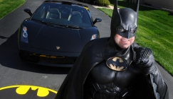 "The ""ROUTE 29 BATMAN"" dies after car breaks down"