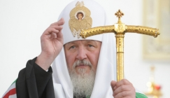 NOTW: Head of Russian Orthodox  church given fighter jet by  factory workers