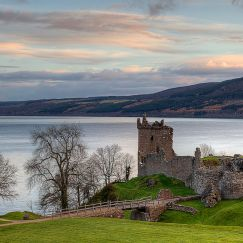 Loch Ness monster's 'hiding place' revealed in sonic map