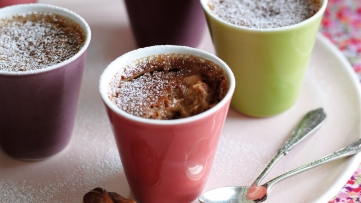 Irish Cream Chocolate Pots - RECEPT