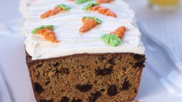 Home baking - Carrot cake - RECEPT