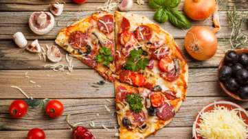 Pizzas 'contain up to three times recommended daily limit of salt'