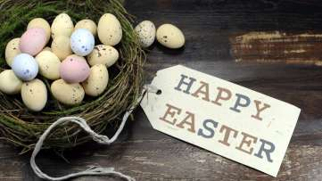 All about Easter - the Easter calendar