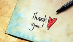 Thanking for hospitality in a letter