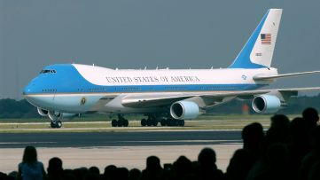 What It Costs To Travel On Air Force One