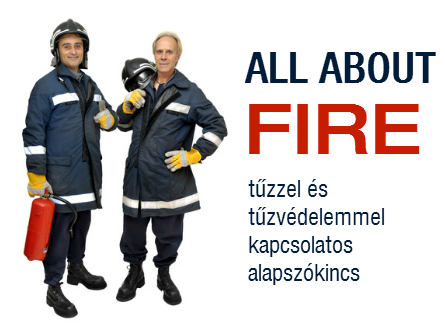 Basic Fire vocabulary - Tűzzel kapcsolatos alapszókincs