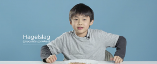 American Kids React Hilariously to Breakfast Food from the World