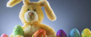 The Easter Bunny comes at Easter, but why?