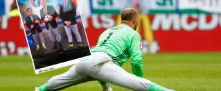 Canadian TV pundits pay tribute to Gabor Kiraly.