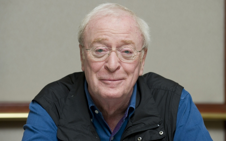 "Michael Caine: ""The movies retire you, you don't retire from movies"""