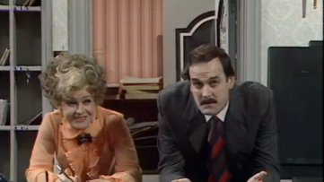Fawlty Towers: Breakfast in bed