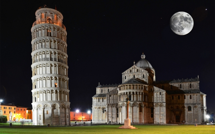 an introduction to the history of the leaning tower of pisa The tower's history is long and filled with stops, starts and lots of troubleshooting in 1173, construction began on a bell tower for the pisa cathedral the builders laid a shallow foundation on unstable soil one side of the tower started sinking into the ground only five years into the construction, when the.