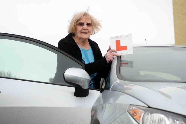 britains oldest driving instructor - 615×409