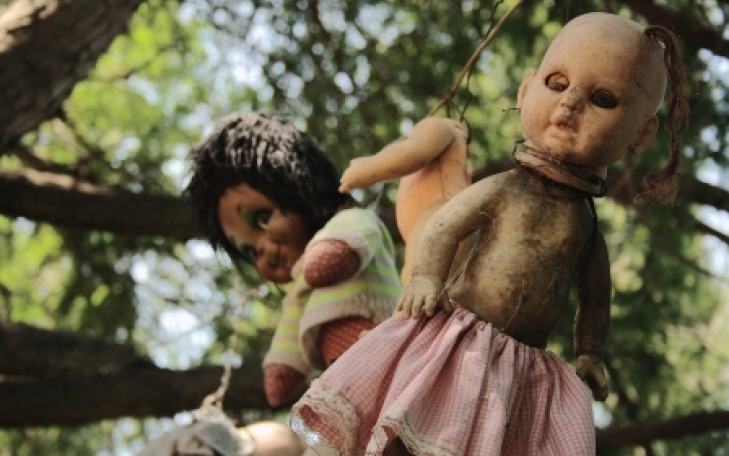 The Island of Dolls - The creepiest place on Earth!