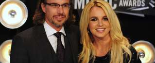 Celeb bits - Britney Spears Splits From Jason Trawick