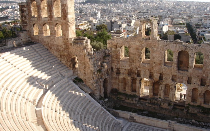 Top 5 Travel Attractions, Athens (Greece)