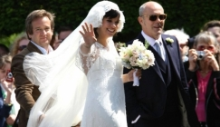 Lily Allen marries Sam Cooper in an intimate ceremony