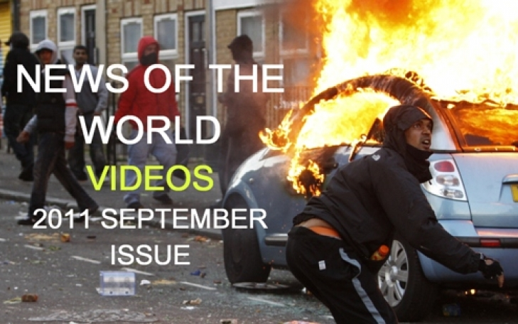 NOTW - UK riots: The heroes that emerged from the unrest