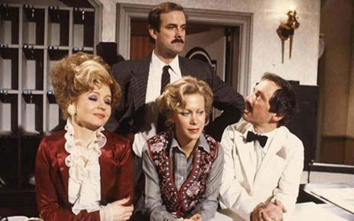 Fawlty Towers: Communication problems