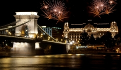 Fireworks for Hungary - August 20th