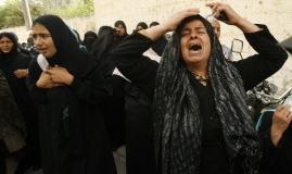 NOTW - Egypt funeral turns happy after dead man awakes