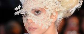 Celeb bits - Lady Gaga: Alexander McQueen's ghost guides me