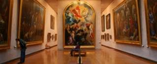 All about museums and exhibitions
