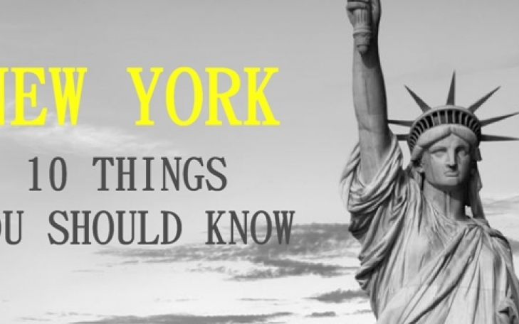 New York City - 10 Things You Need To Know