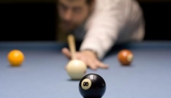 2011 February  -Sport - Learn to Play Pool in Ten Minutes—billiards instruction