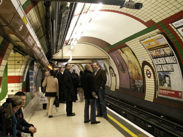 Facts about the London tube