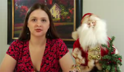 Videó - Letter to Santa