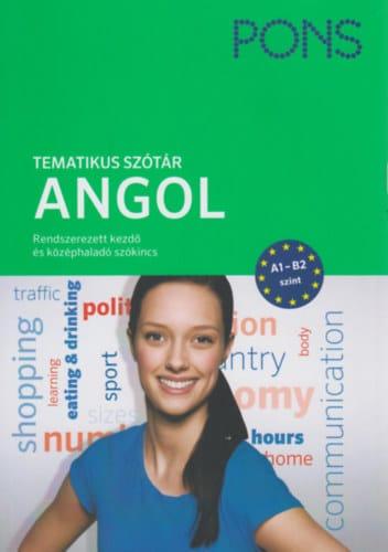 PONS – Tematikus szótár – ANGOL