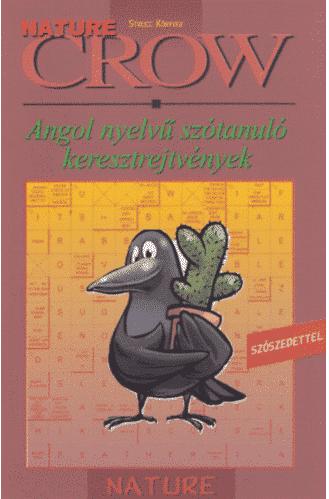 Crow Nature – angol nyelvű szótanuló keresztrejtvény