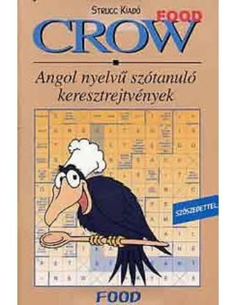 Crow Food – angol nyelvű szótanuló keresztrejtvény
