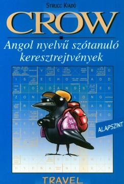 Crow Travel – angol nyelvű szótanuló keresztrejtvény