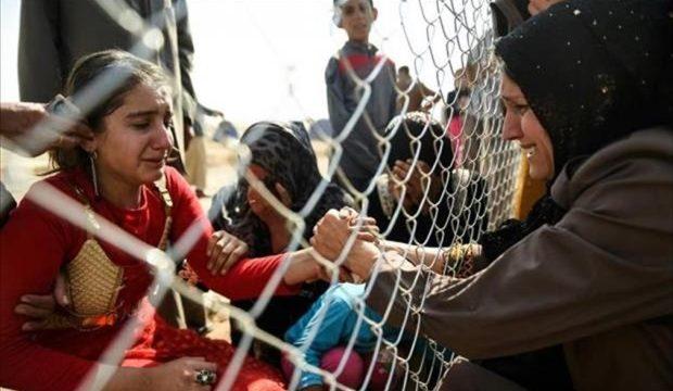 Record 55 million people internally displaced worldwide