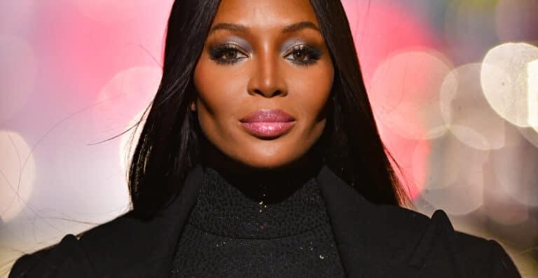 Naomi Campbell reveals she has become a mum