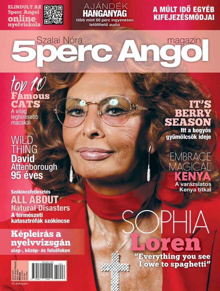 Megjelent a magazin 2021 júniusi száma!