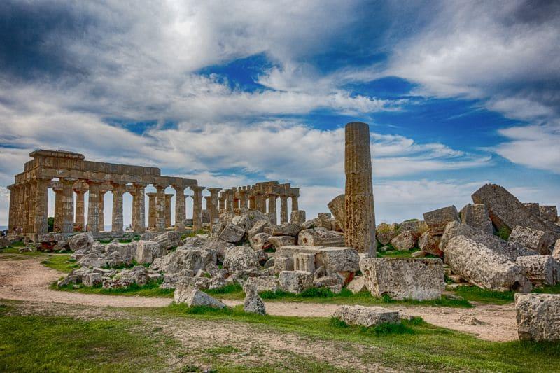 Archaeology in Sicily: Selinunte – szókincs, nyelvtani feladat