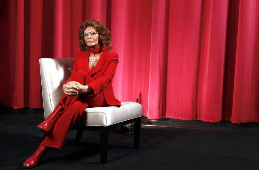 Happy Birthday Sophia Loren! – 87 éves a legendás filmcsillag